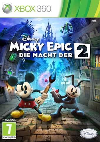 Disney Micky Epic 2 - Die Macht der 2