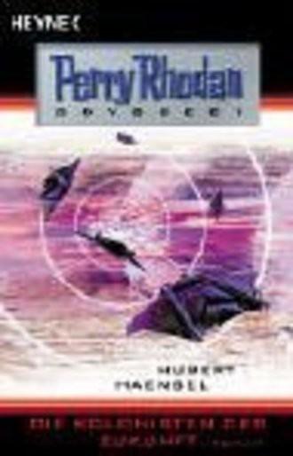 Die Kolonisten der Zukunft. Perry Rhodan - Odyssee 1.