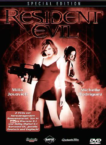 Resident Evil [Special Edition] [2 DVDs]