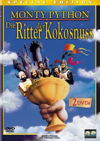 Die Ritter der Kokosnuss (2 Di