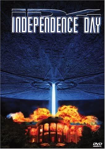 Independence Day (Einzel-DVD)
