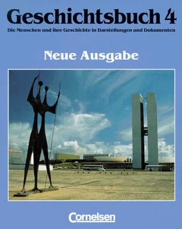 Schülerbuch; Von 1918 Bis 1995