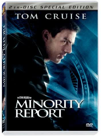Minority Report (Special Edition, 2 DVDs)