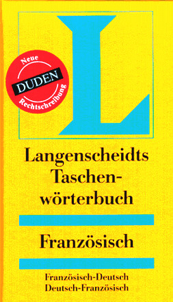 Franzosisch Deutsch Woerterbuch