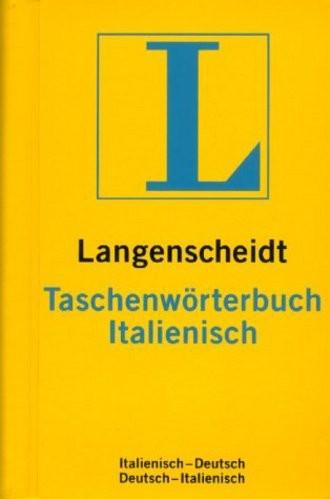 Langenscheidts Taschenwörterbuch, Italienisch