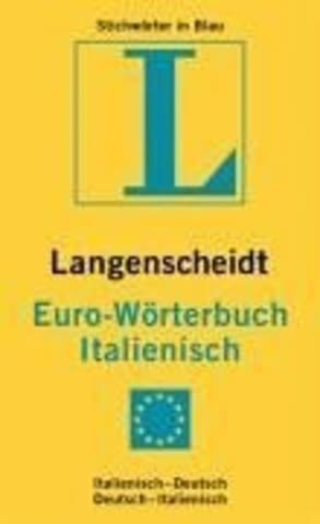 Langenscheidt Euro-Wörterbuch Italienisch