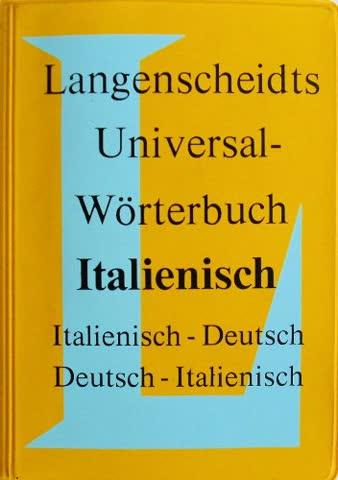 Langenscheidt Universal Worterbuch