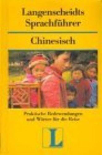 Langenscheidts Sprachführer Chinesisch