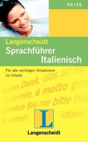 Langenscheidts Sprachführer Italienisch