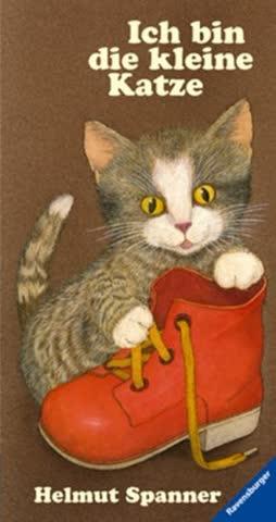Ich Bin Die Kleine Katze. Grosse Ausgabe
