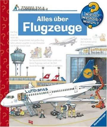 Buch Www Alles Über Flugzeuge