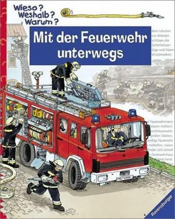 Mit der Feuerwehr unterwegs