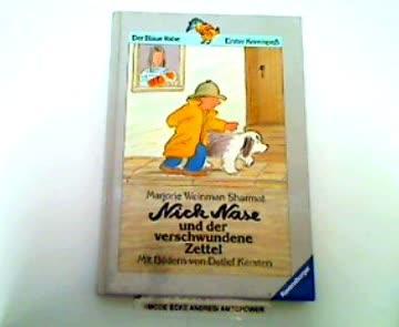 Nick Nase und der verschwundene Zettel. (8843 791)