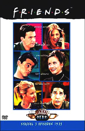 Friends, Staffel 3, Episoden 19-25