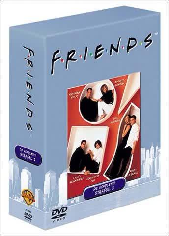 Friends [DVD] [Import]