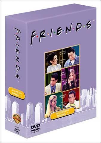 Friends - Die komplette Staffel 3 (4 DVDs)