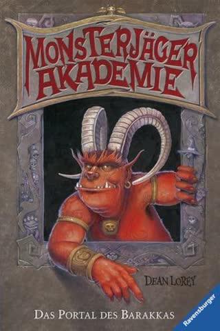 Monsterjäger Akademie: Das Portal des Barakkas