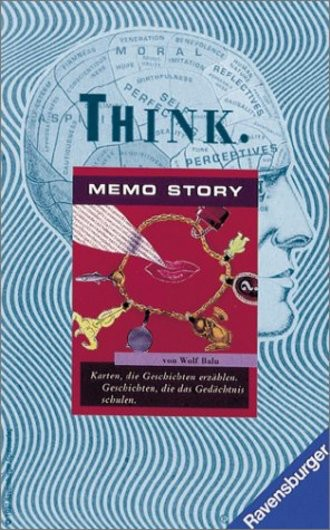 THINK. Memo Story. Kartenspiel.