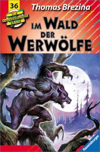 Die Knickerbocker-Bande, Bd.36, Im Wald der Werwölfe
