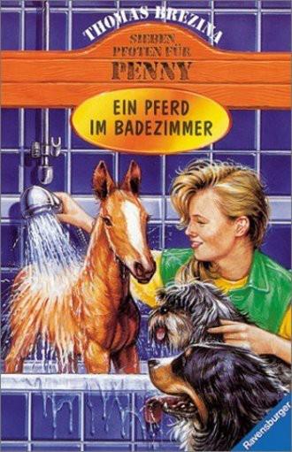 Sieben Pfoten für Penny, Bd.11, Ein Pferd im Badezimmer