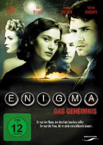 Enigma - Das Geheimnis [Import allemand]