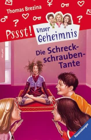 Unser Geheimnis 15. Die Schreckschrauben-Tante. Mit Geheim-Botschaften