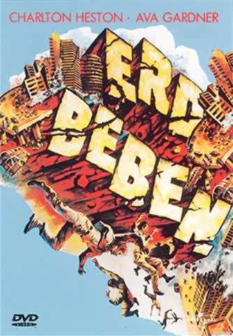 TREMBLEMENT DE TERRE - MOVIE [DVD] [1974]