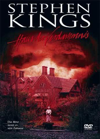 DVD Haus der Verdammnis (S. King) [Import allemand]