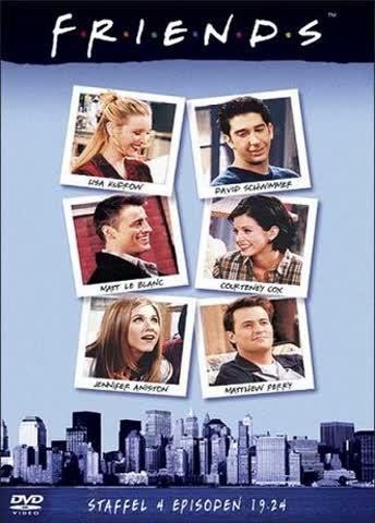 Friends, Staffel 4, Episoden 19-24