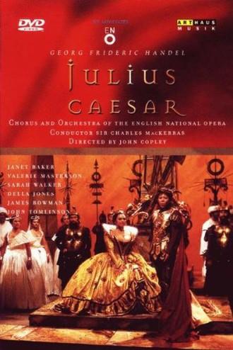 Händel, Georg Friedrich - Julius Caesar