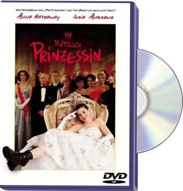 PLÖTZLICH PRINZESSIN - DVD-FIL [2001]