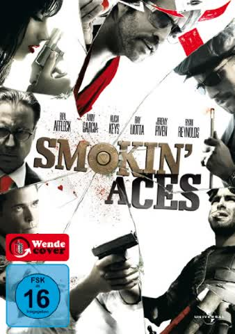 DVD SMOKIN\ ACES