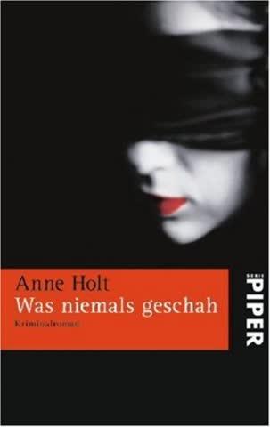 Was Niemals Geschah; Kriminalroman