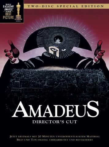 Amadeus - Director's Cut (2 DVDs)