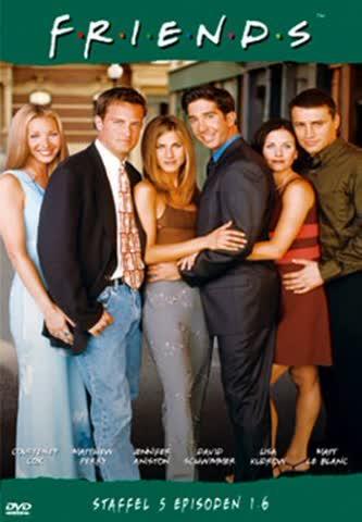 Friends, Staffel 5, Episoden 01-06