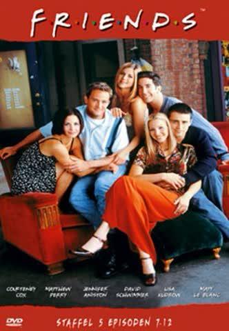 Friends, Staffel 5, Episoden 07-12