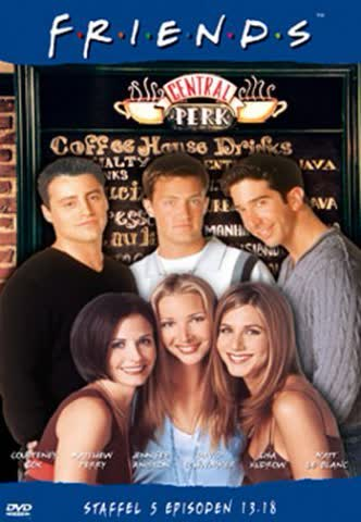 Friends, Staffel 5, Episoden 13-18