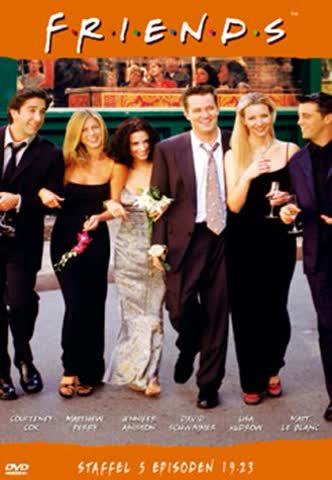 Friends, Staffel 5, Episoden 19-23