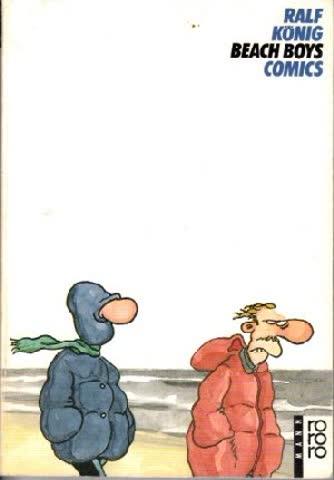 Beach Boys. Comics. (7584 245). ( rororo mann).