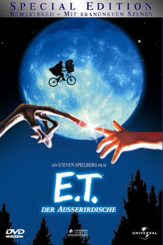 E.T.: The Extra-Terrestrial [DVD] [1982]