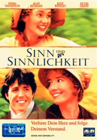 DVD SINN UND SINNLICHKEIT