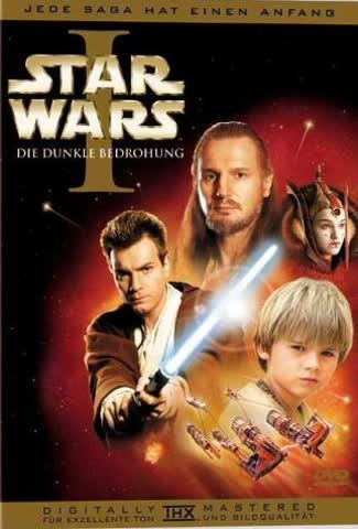 Star Wars: Episode I - Die dunkle Bedrohung (2 DVDs)