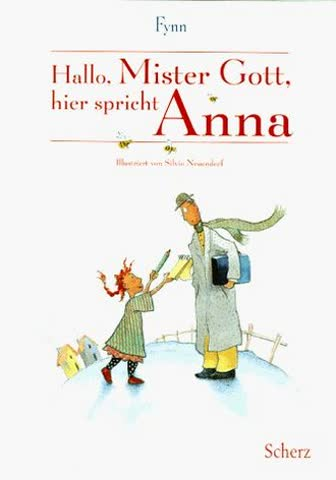 Hallo, Mister Gott, hier spricht Anna, Geschenkausgabe