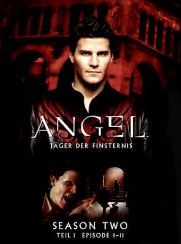 Angel - Jäger der Finsternis: Season 2.1 (Episoden 1-11) [3 DVDs]