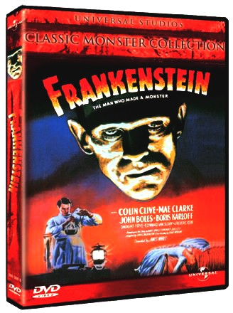 Classic Monster Collection - Frankenstein