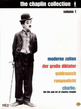 Charlie Chaplin - Gift Box-Set