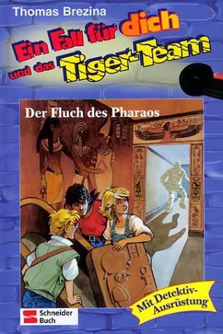 Ein Fall für dich und das Tiger-Team, Bd.6, Der Fluch des Pharaos