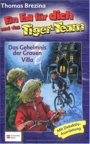 Ein Fall für dich und das Tiger-Team, Bd.20, Das Geheimnis der Grauen Villa