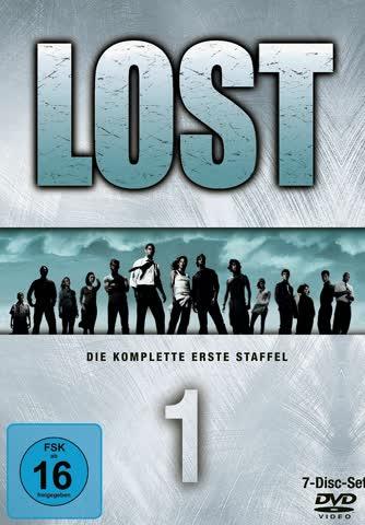 Lost - 1. Staffel [7 DVDs]
