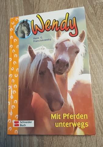 Wendy, Bd.3, Mit Pferden unterwegs: BD 3
